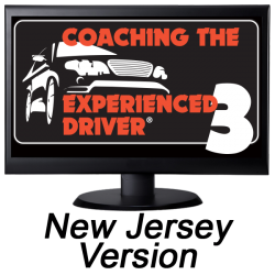 Coaching the experienced driver 3 new jersey version for Nj motor vehicle point reduction course
